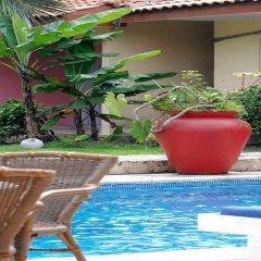 Отель Residence Saint-Jacques Bord de Mer Республика Конго, Пойнт-Нуар - отзывы, цены и фото номеров - забронировать отель Residence Saint-Jacques Bord de Mer онлайн бассейн