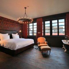 Отель Rooms Tbilisi 4* Стандартный номер с различными типами кроватей фото 6