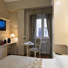 Отель Relais Bocca di Leone 3* Стандартный номер с различными типами кроватей фото 15