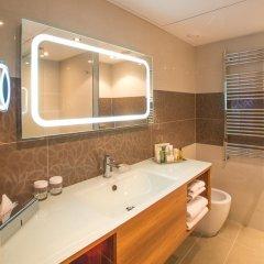 Отель Hilton Barcelona 4* Стандартный номер с различными типами кроватей фото 3