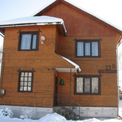 Гостиница U Tetyany балкон