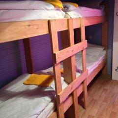 Хостел Оазис Центр Кровать в женском общем номере с двухъярусной кроватью фото 5