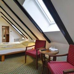 Hotel Svornost 3* Номер категории Эконом с различными типами кроватей фото 3
