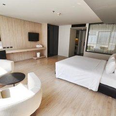Отель The Heritage Hotels Bangkok 4* Номер Комфорт с различными типами кроватей фото 9