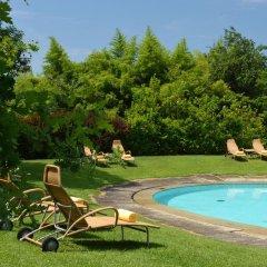 Отель Pousada Mosteiro de Amares бассейн