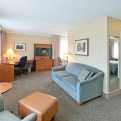 Отель L'Appartement Hotel Канада, Монреаль - отзывы, цены и фото номеров - забронировать отель L'Appartement Hotel онлайн комната для гостей фото 4