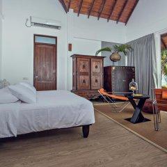 Отель Casa Colombo Collection Mirissa 4* Люкс с различными типами кроватей фото 15