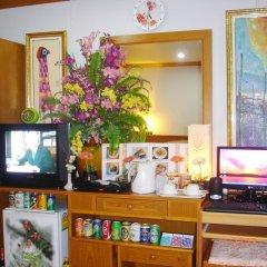 Отель Lamai Guesthouse 3* Улучшенный номер с различными типами кроватей фото 4