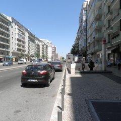 Отель Lisboa Trendy парковка