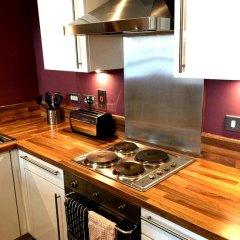 Апартаменты Hot-el-apartments Glasgow Central в номере фото 2
