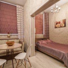 Мини-Отель Новый День Улучшенная студия разные типы кроватей фото 2
