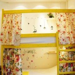 Отель Жилое помещение Скворечник Кровать в общем номере фото 5