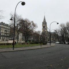 Отель Crowne Plaza Paris - Neuilly спортивное сооружение