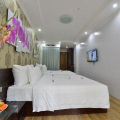 Hanoi Bella Rosa Suite Hotel 3* Номер Делюкс с различными типами кроватей фото 8