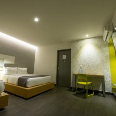 Hotel Perla Central 3* Стандартный номер с различными типами кроватей фото 3