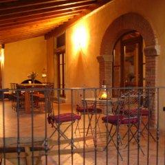 Отель B&B Chiusa dei Monaci Ареццо гостиничный бар