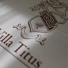Отель Villa Titus Гаттео-а-Маре интерьер отеля