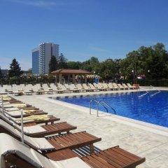 Отель Sea View Rental Front Beach бассейн