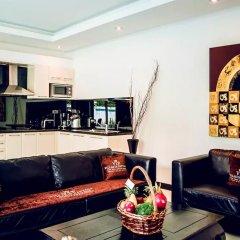 Отель Villas In Pattaya 5* Стандартный номер с 2 отдельными кроватями фото 8