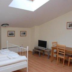Апартаменты Elit Pamporovo Apartments Семейная студия с двуспальной кроватью фото 3