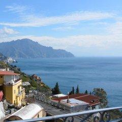 Отель Holiday In Amalfi Италия, Амальфи - отзывы, цены и фото номеров - забронировать отель Holiday In Amalfi онлайн пляж фото 2
