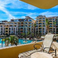 Отель Medano Beach Villas Кабо-Сан-Лукас балкон