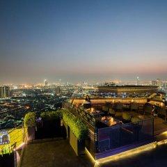 Oaks Bangkok Sathorn Hotel вид на фасад