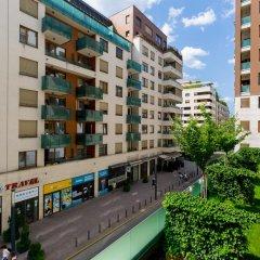 Апартаменты Sun Resort Apartments Улучшенные апартаменты с различными типами кроватей фото 19