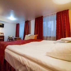 Амакс Визит Отель 3* Студия с различными типами кроватей фото 2