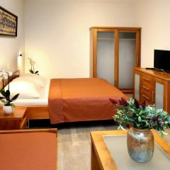 Апартаменты Andel Apartments Praha комната для гостей фото 5