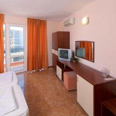 Отель Sunny Flower Hotel Болгария, Солнечный берег - отзывы, цены и фото номеров - забронировать отель Sunny Flower Hotel онлайн удобства в номере фото 2