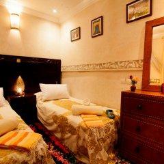 Отель Dar Ikalimo Marrakech 3* Номер Комфорт с различными типами кроватей фото 5
