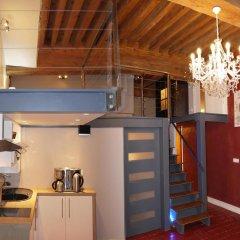 Отель La Suite Saint Jean Апартаменты с различными типами кроватей фото 35