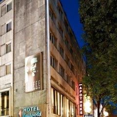 Отель LUITPOLD Мюнхен вид на фасад фото 2