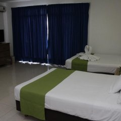 Hotel Embajadores 2* Стандартный номер с 2 отдельными кроватями фото 5
