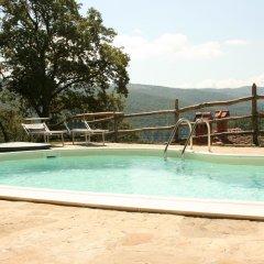 Отель Tribbiano Ареццо бассейн фото 3