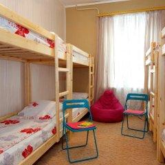 Hostel Feelin Кровать в мужском общем номере с двухъярусной кроватью