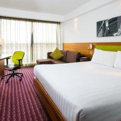 Отель Hampton by Hilton Liverpool City Center 3* Стандартный номер с двуспальной кроватью фото 3