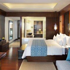 Отель Anantara Sanya Resort & Spa 5* Номер Премьер с различными типами кроватей фото 5