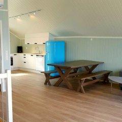 Отель Saltstraumen Brygge 3* Апартаменты с различными типами кроватей фото 18