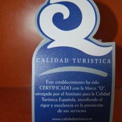 Отель Estudiotel Alicante 2* Студия с различными типами кроватей фото 11