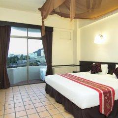 Rome Place Hotel 2* Номер Делюкс с двуспальной кроватью