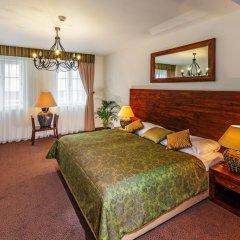Hotel Residence Agnes 4* Номер Делюкс с различными типами кроватей