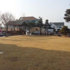Отель Daegwalnyeong Beauty House Pension Южная Корея, Пхёнчан - отзывы, цены и фото номеров - забронировать отель Daegwalnyeong Beauty House Pension онлайн парковка