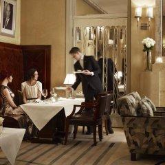 Отель Claridge's питание