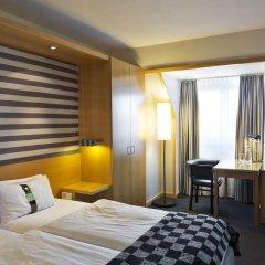 Отель Holiday Inn Vienna City 4* Стандартный номер с различными типами кроватей фото 7