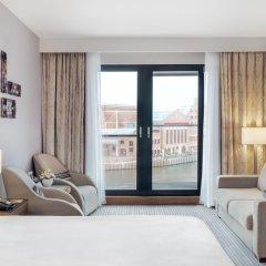 Отель Hilton Gdansk 5* Стандартный номер с различными типами кроватей фото 3