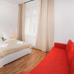 Апартаменты Ruzova Apartment By Ruterra комната для гостей фото 3