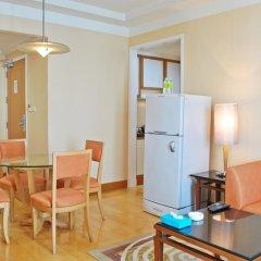Отель Jasmine City 4* Люкс с разными типами кроватей фото 6