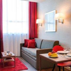 Отель Aparthotel Adagio Liverpool City Centre комната для гостей фото 4